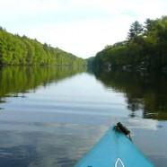 Guided Kayak & Canoe Tour May 12, 2018